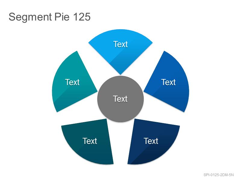 Segment Pie 125