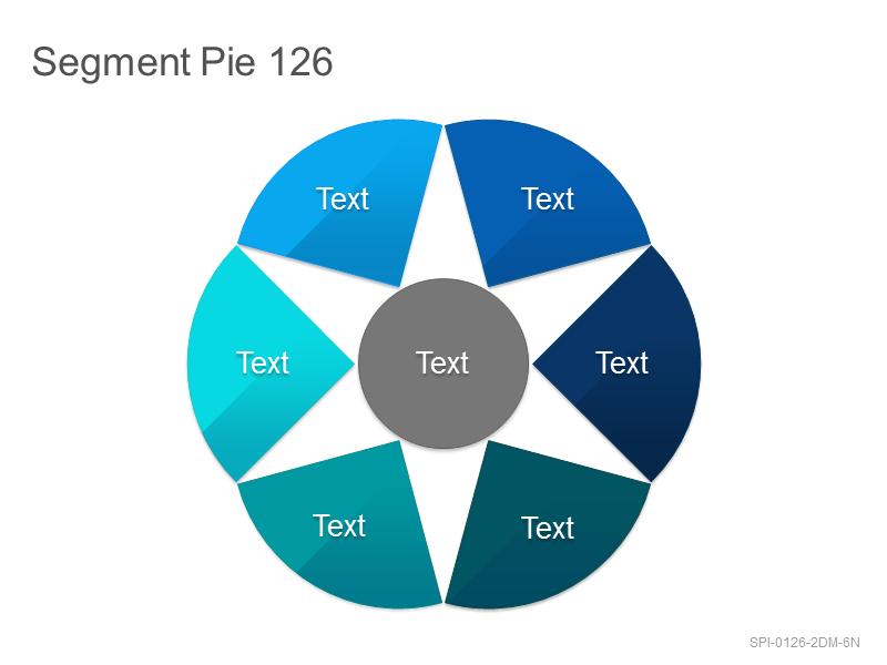 Segment Pie 126