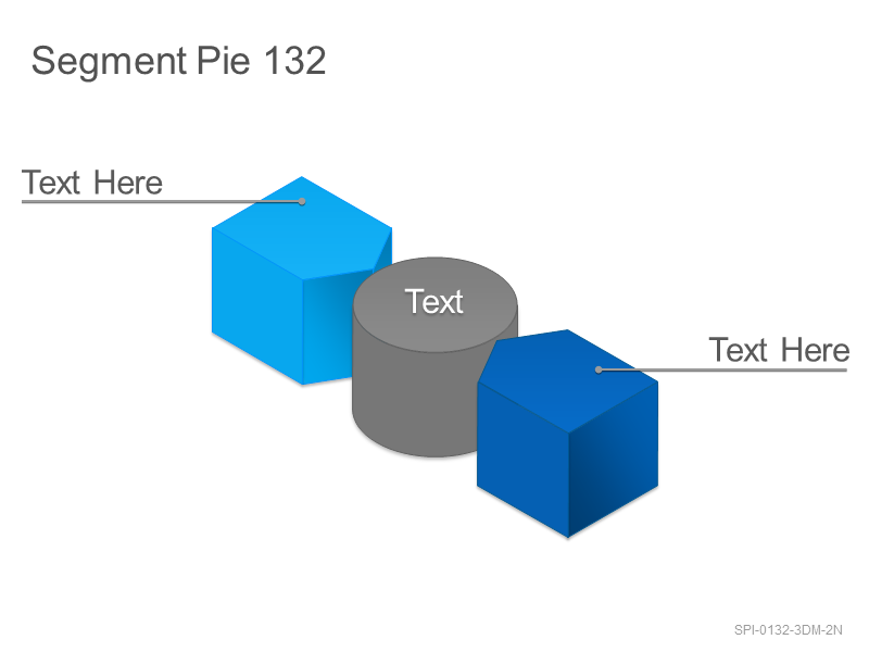 Segment Pie 132