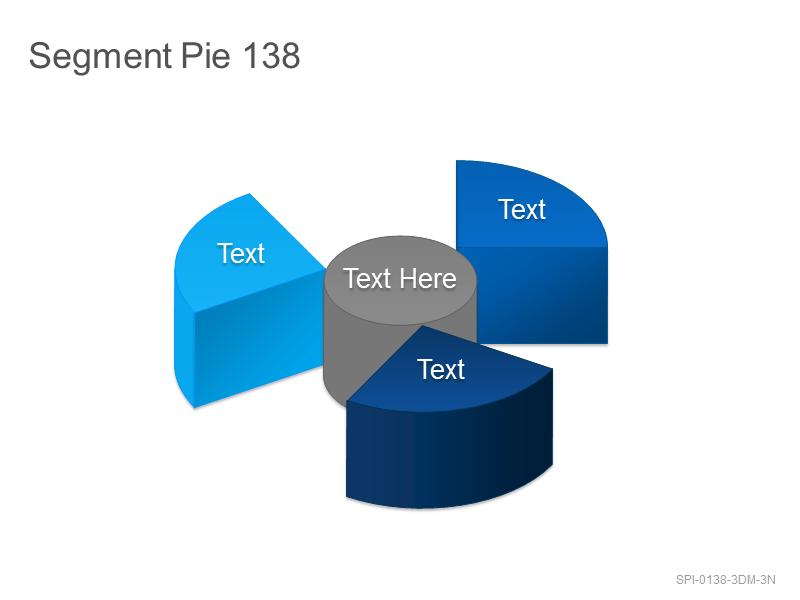 Segment Pie 138