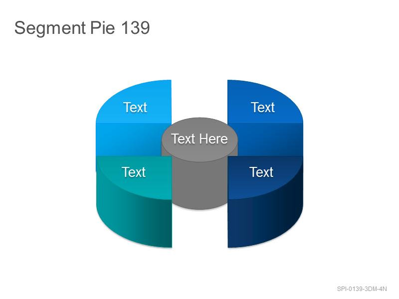 Segment Pie 139