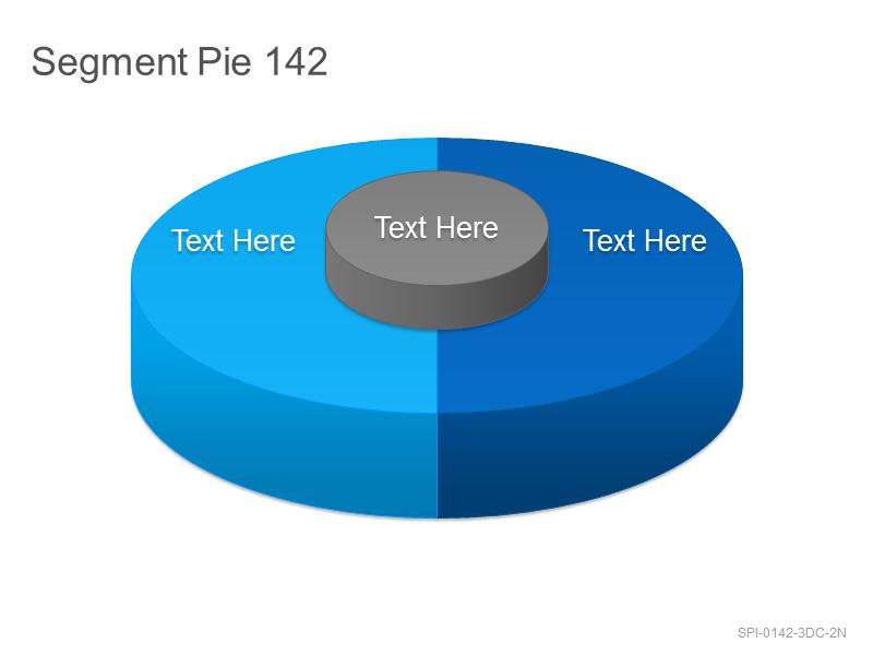 Segment Pie 142