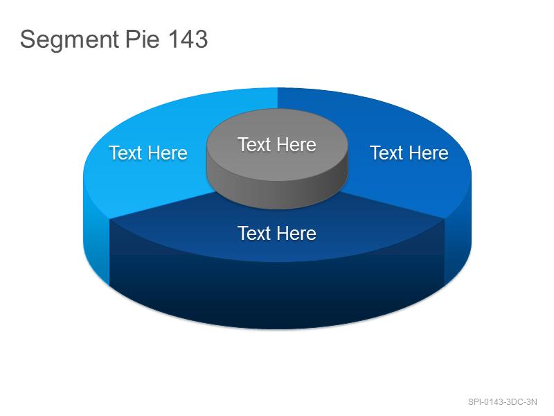 Segment Pie 143