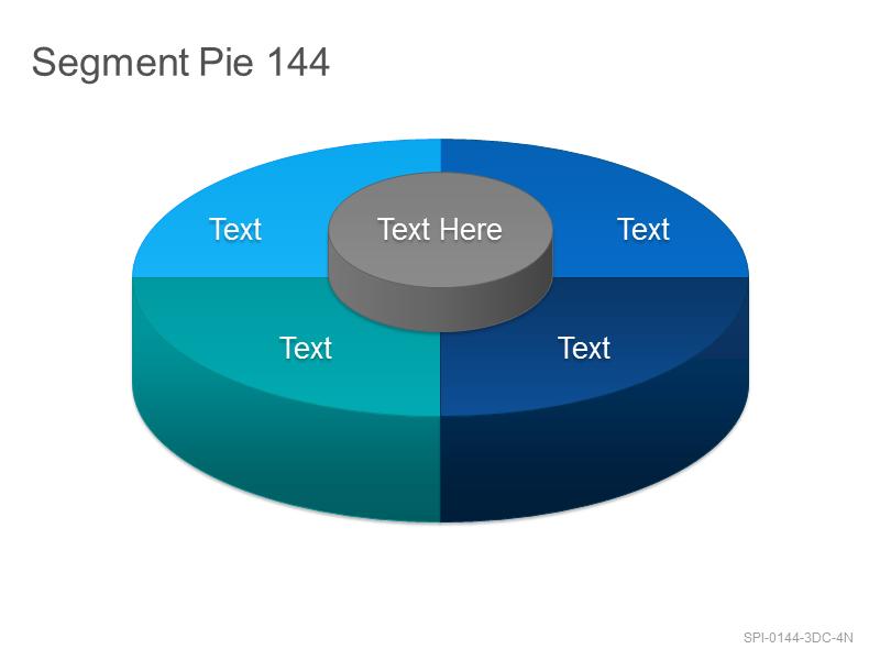Segment Pie 144