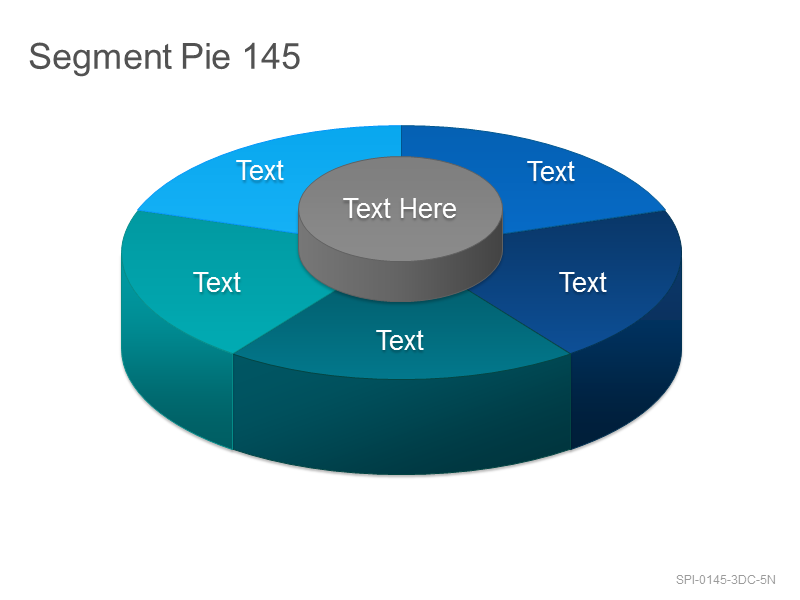 Segment Pie 145