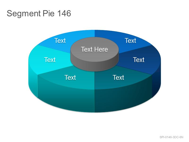 Segment Pie 146