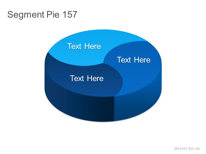 Segment Pie 157