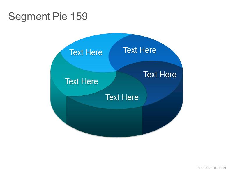 Segment Pie 159