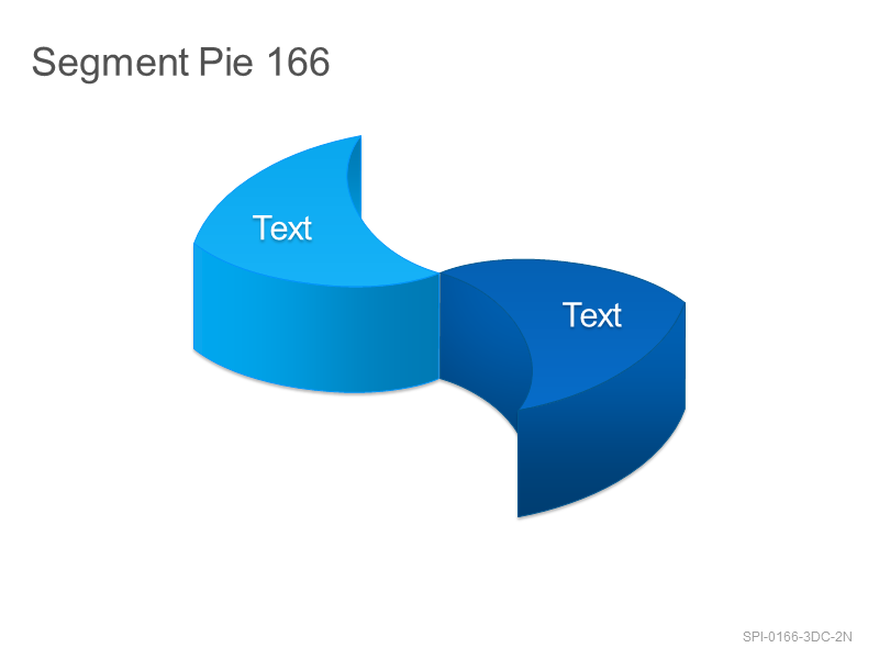 Segment Pie 166