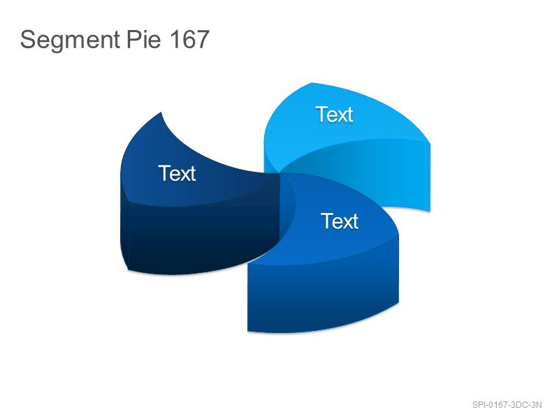 Segment Pie 167