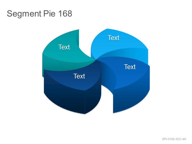 Segment Pie 168