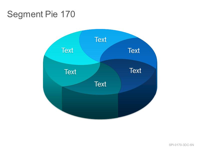 Segment Pie 170