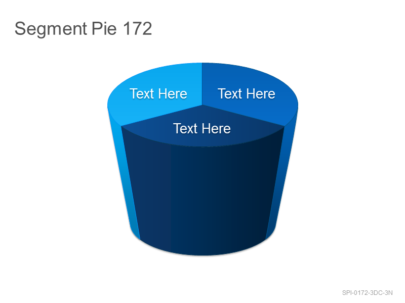 Segment Pie 172