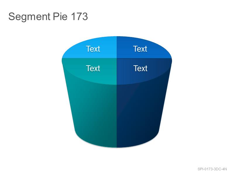 Segment Pie 173