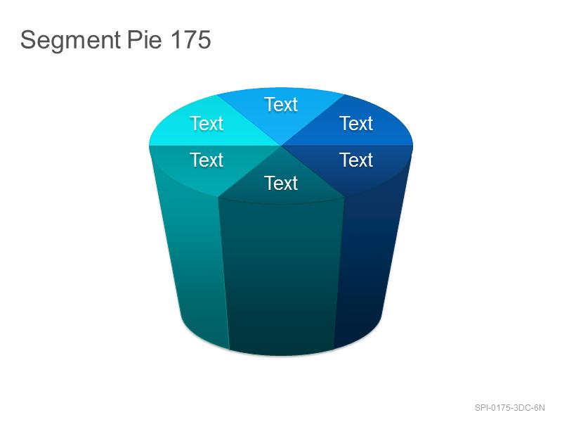 Segment Pie 175
