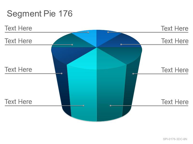 Segment Pie 176