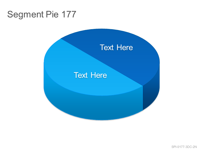 Segment Pie 177