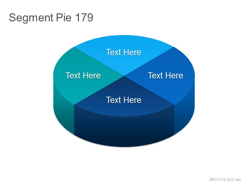 Segment Pie 179