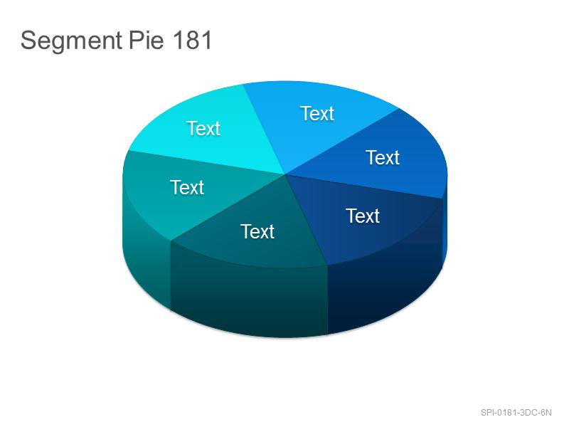 Segment Pie 181