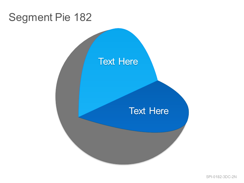 Segment Pie 182
