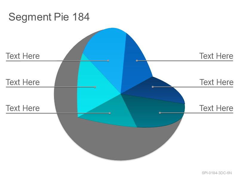 Segment Pie 184