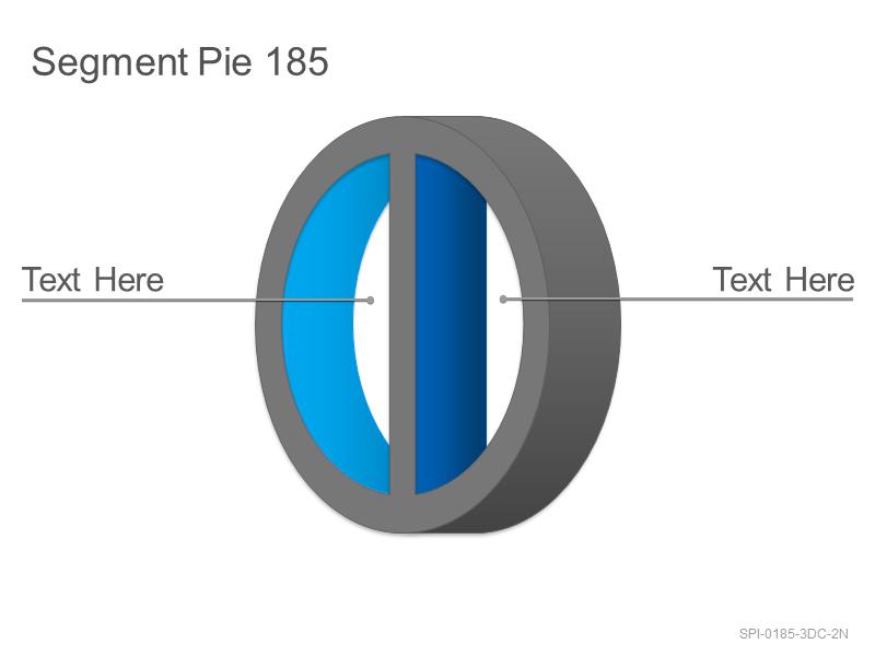 Segment Pie 185