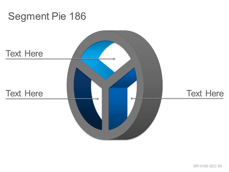Segment Pie 186