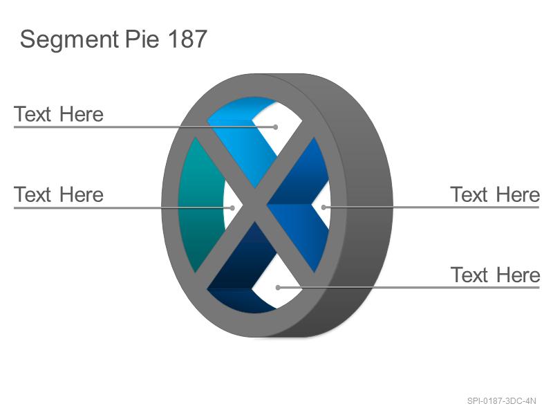 Segment Pie 187