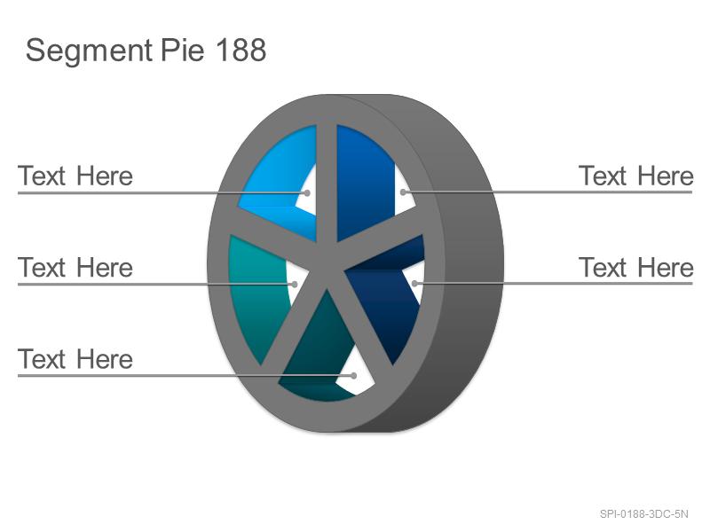 Segment Pie 188