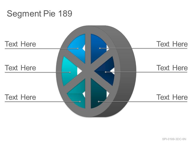 Segment Pie 189