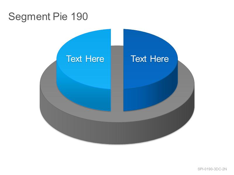 Segment Pie 190