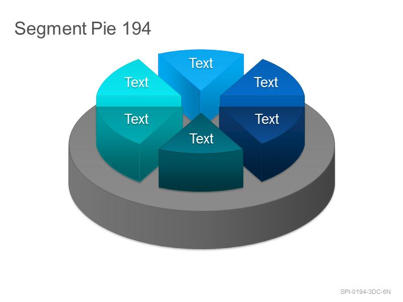 Segment Pie 194