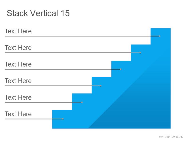 Stack Vertical 15