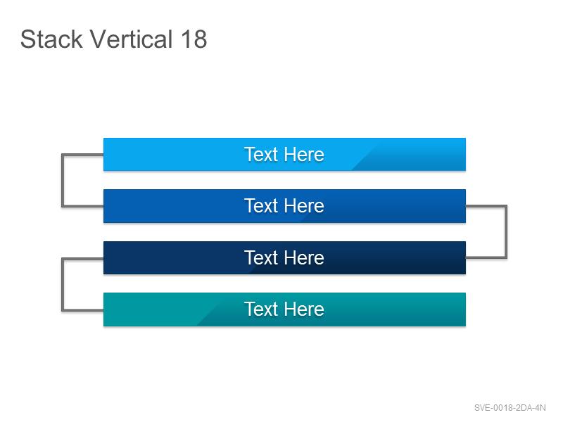 Stack Vertical 18