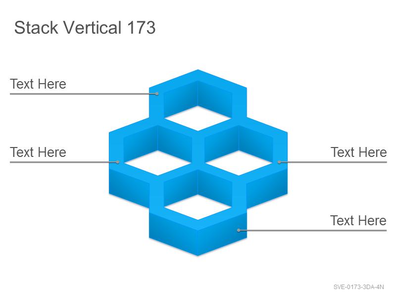 Stack Vertical 173