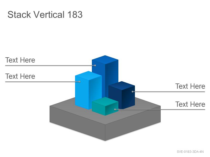 Stack Vertical 183