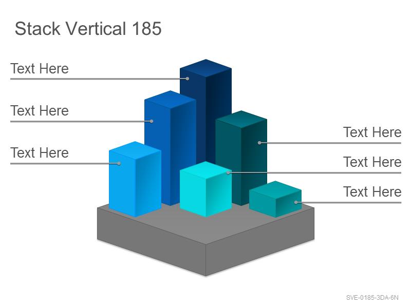 Stack Vertical 185