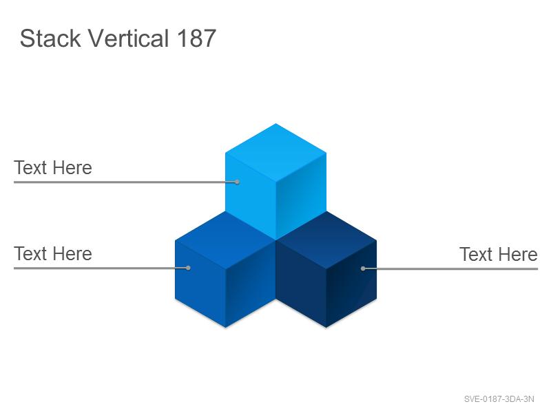 Stack Vertical 187