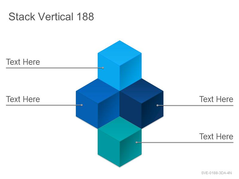 Stack Vertical 188
