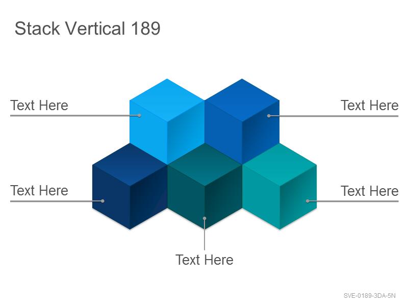 Stack Vertical 189