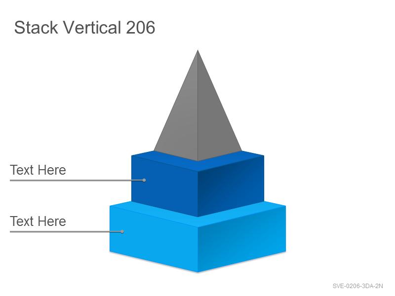 Stack Vertical 206