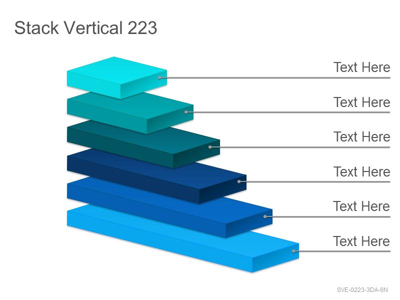 Stack Vertical 223