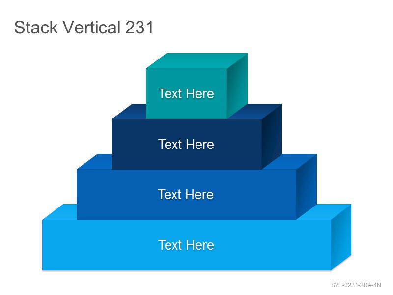 Stack Vertical 231