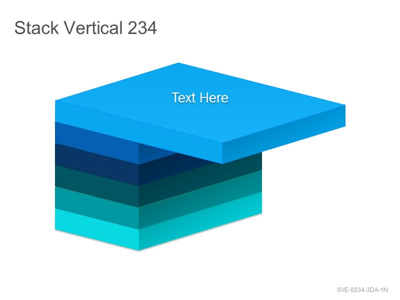 Stack Vertical 234
