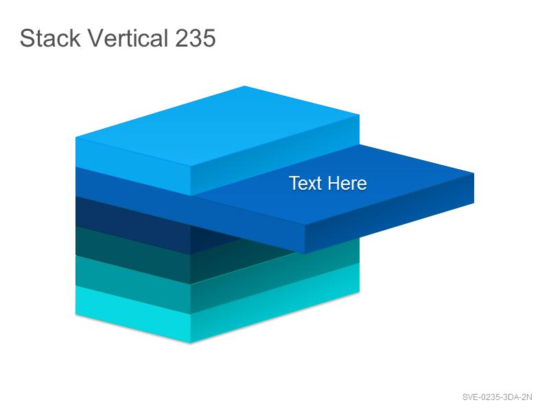 Stack Vertical 235