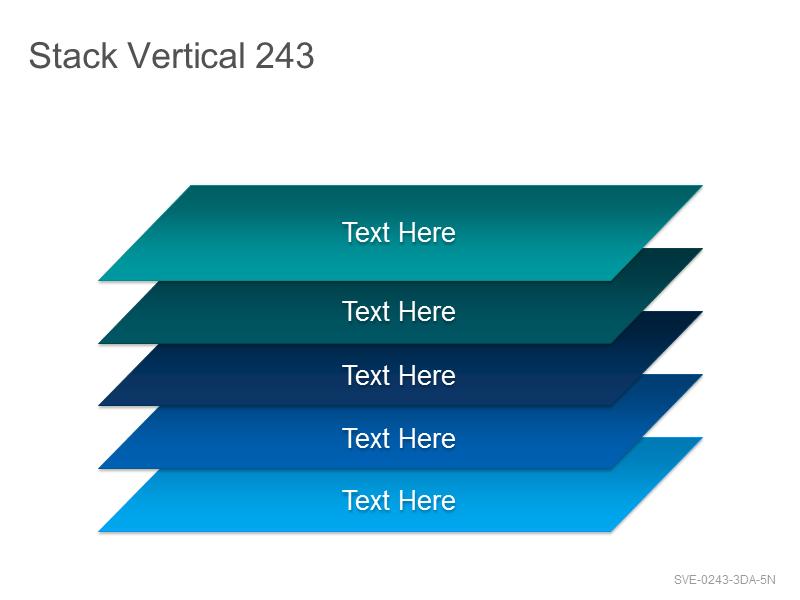 Stack Vertical 243