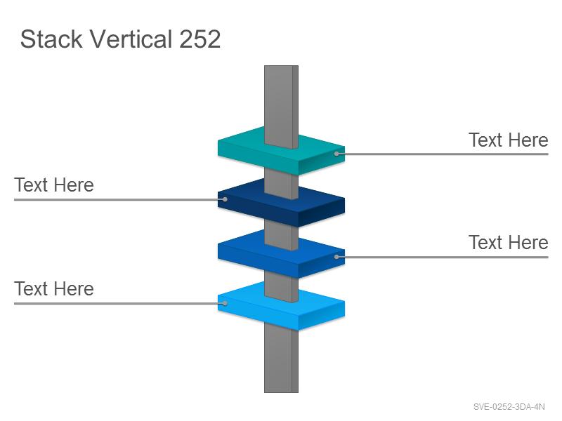 Stack Vertical 252