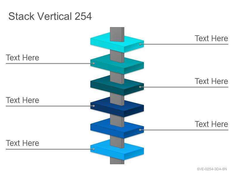 Stack Vertical 254