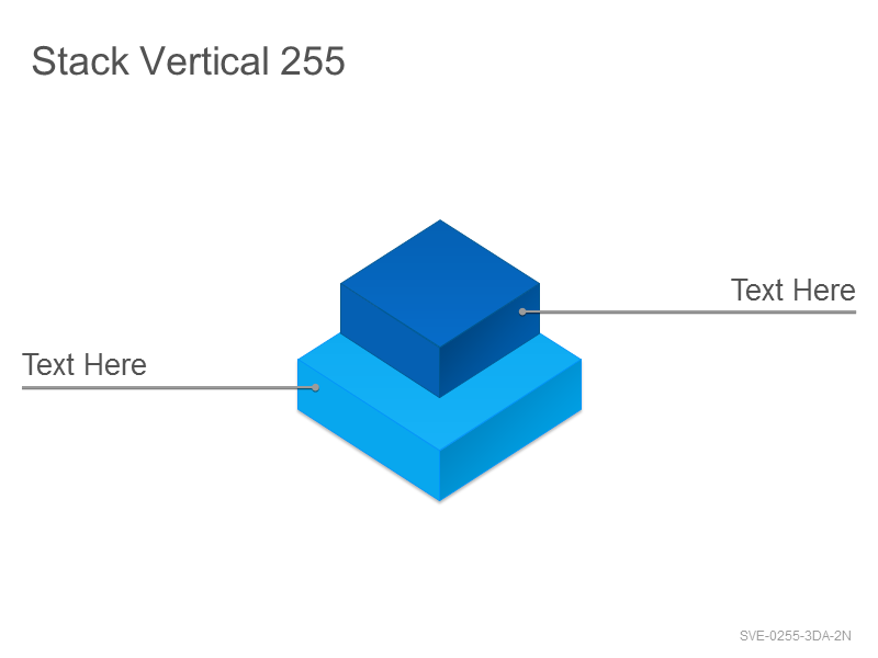 Stack Vertical 255