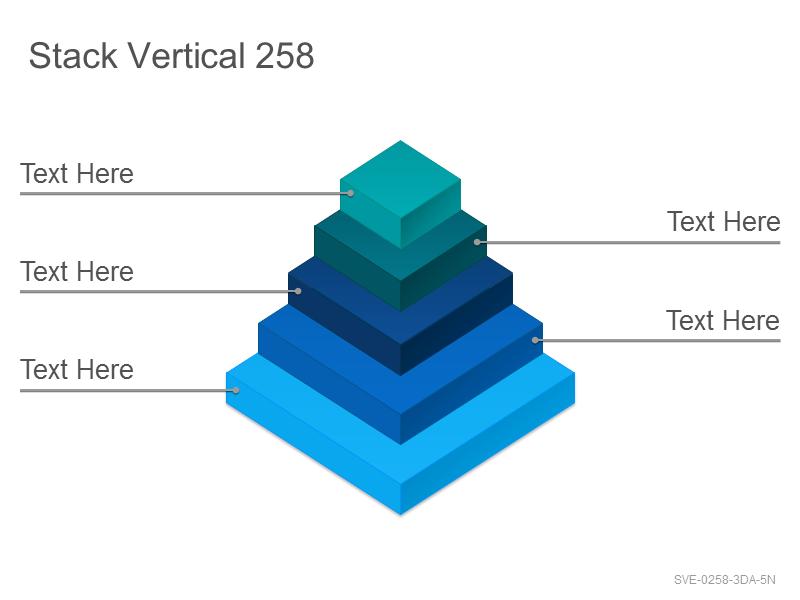 Stack Vertical 258